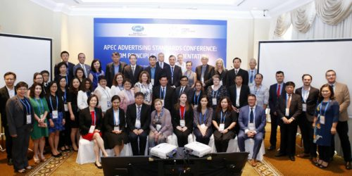 Promoting Ad Standards with APEC