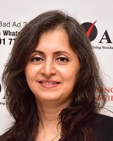 Shweta Purandare, The Advertising Standards Council of India