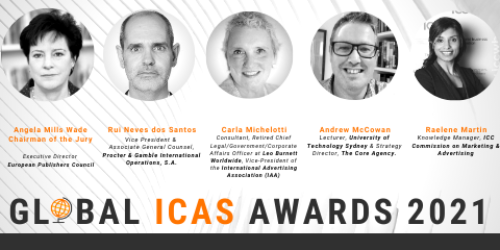 Global ICAS Awards 2021: open for entries