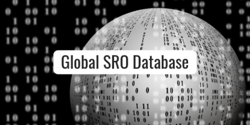 2018 edition of the Global SRO Database now available