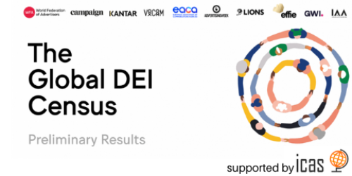 First-ever DEI Census reveals major challenges around family status, age, gender, ethnicity and disability